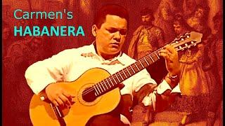 HABANERA (G. Bizet)
