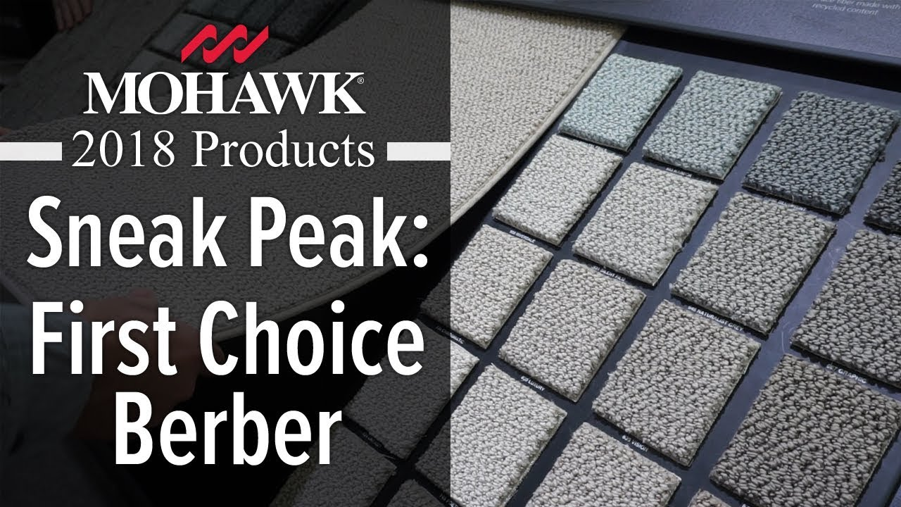 First Choice Berber Carpet by Mohawk