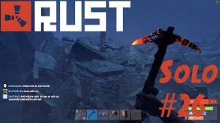 Rust Solo Sorozat #26 | Kezdés után AK?!