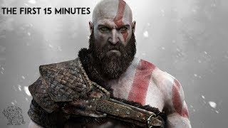 GOD OF WAR - The First 15 Minutes