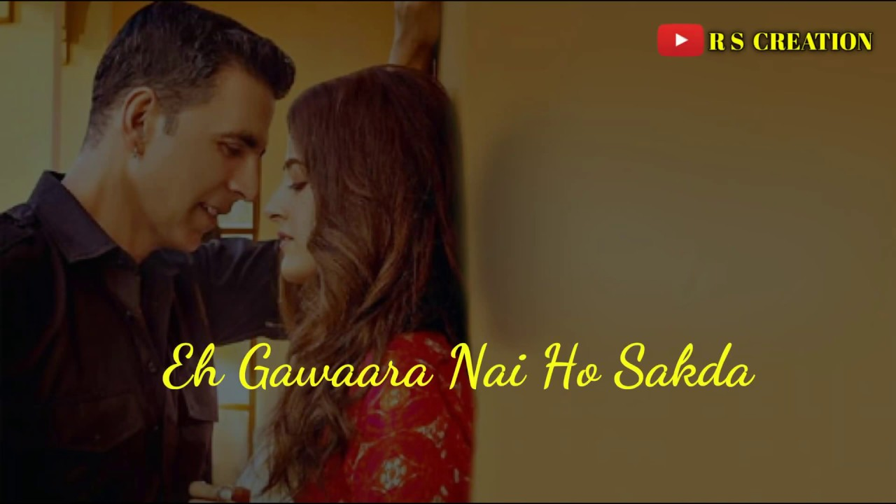 Filhaal song whatapp status 💚 | Filhaal | with lyrics by