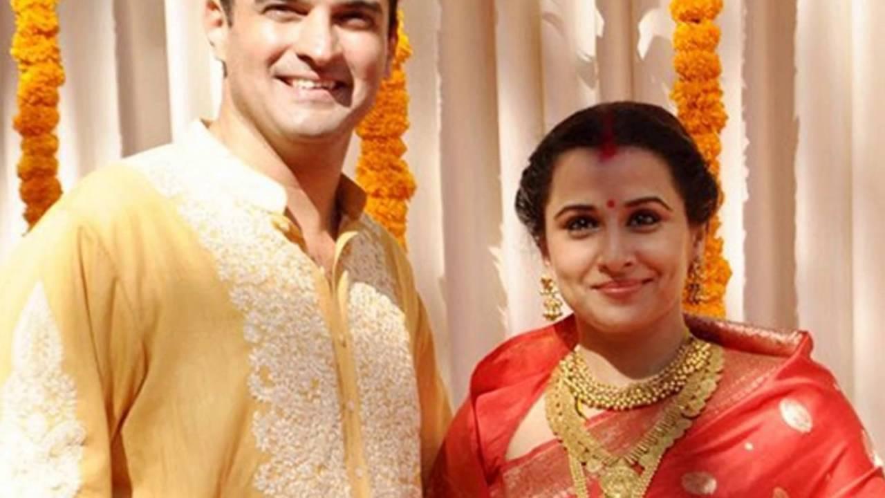 Wedding Photos Vidya Balan