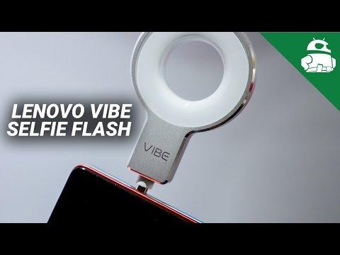 Lenovo Vibe Selfie Flash First Look
