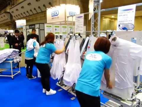 YAC , 240 shirts/hour, shirt press, shirt ironing, shirt ...