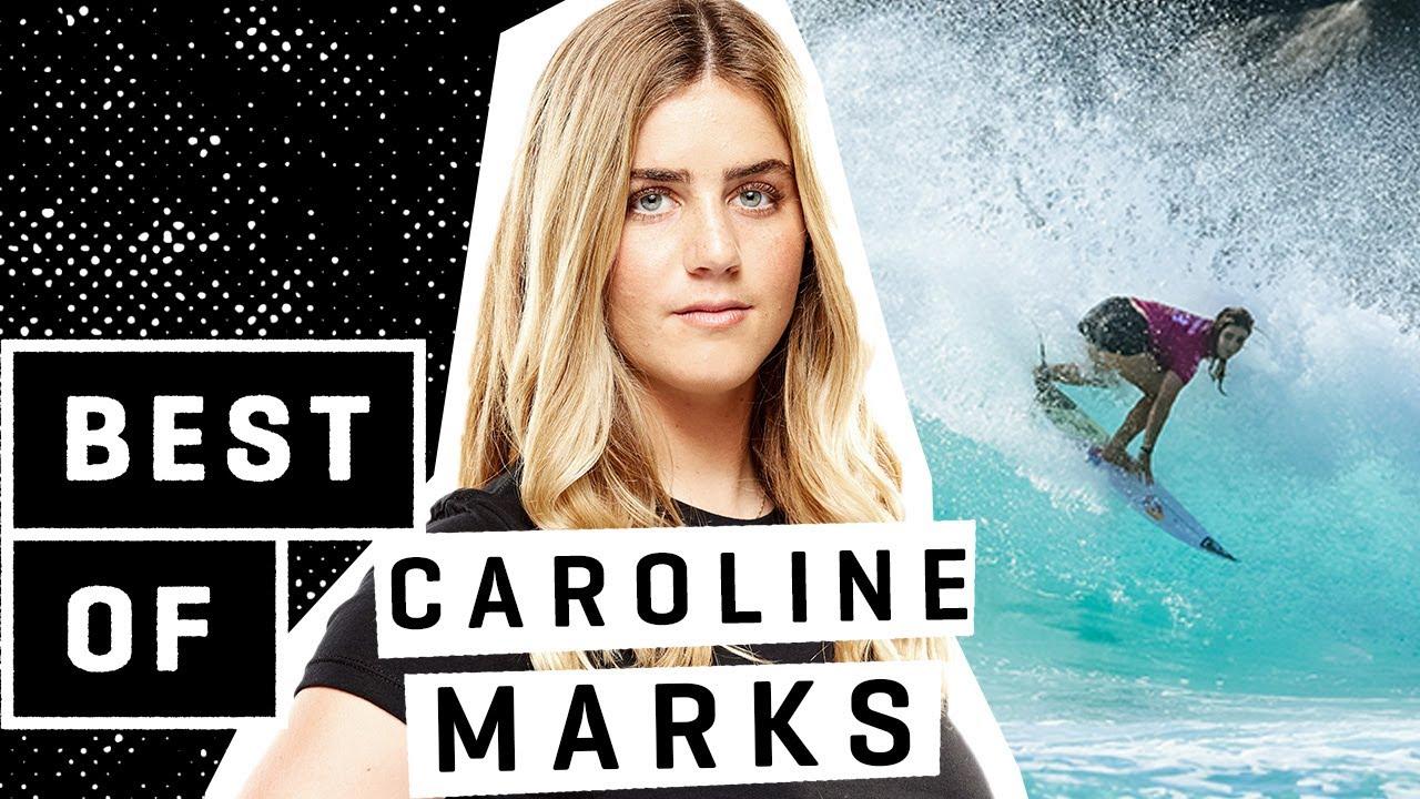 Nackt Caroline Marks  How surfer