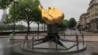 Французская свадьба в Тулузе и весенний Париж