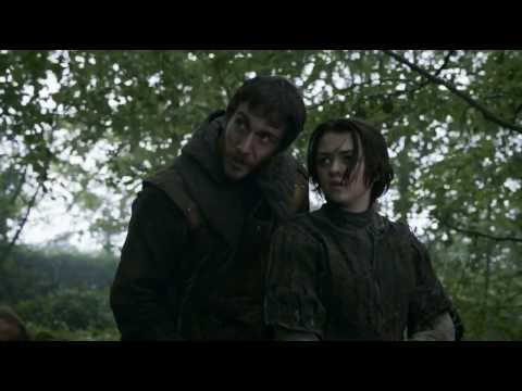 Game of Thrones  The Red Woman meeting Thoros of Myr Featuring Paul Kaye