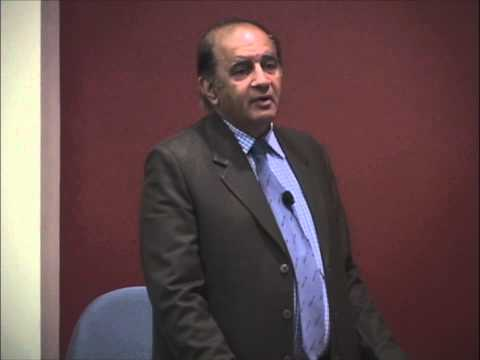 "Dr. Vijay Kapur: ""China and India: Models of Compassionate Socio-Economic Globalization"""