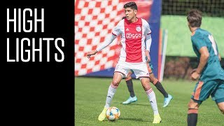 Highlights Ajax - Ajax | Oefenduel