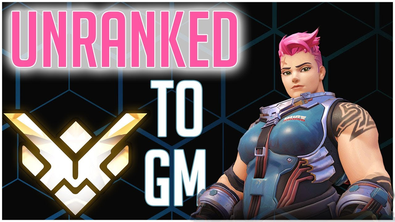 Educational Unranked to GM Zarya ONLY