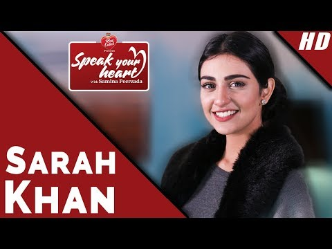 Sarah Khan Exclusive Interview   We Bet You Don't Know Anything About This Mere Bewafa Star
