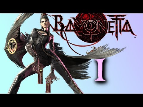 FEMINISM OF THE FUTURE!   2 Girls 1 Let's Play BAYONETTA Part 1