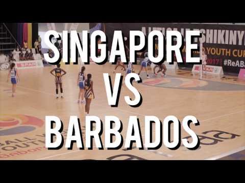 MATCH 4: SINGAPORE VS BARBADOS