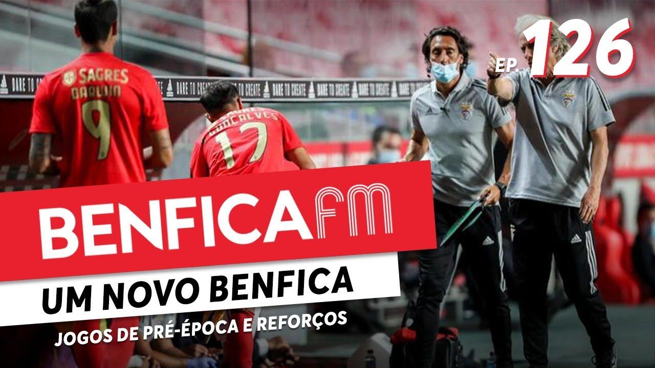 Benfica FM #126 - O regresso - Temporada 20/21