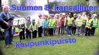 Forssan Kaupunkipuiston avajaiset 11.06.2015