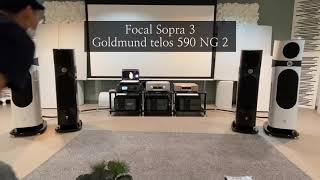 보이는 오디오 소프라 3 / 골드문트 텔로스 590 N…