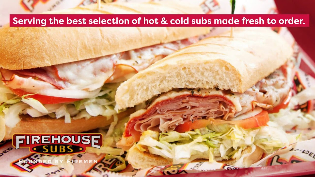 image relating to Firehouse Subs Printable Menu identified as Firehouse Subs Menu Shipping and delivery Buy On-line Lincoln NE