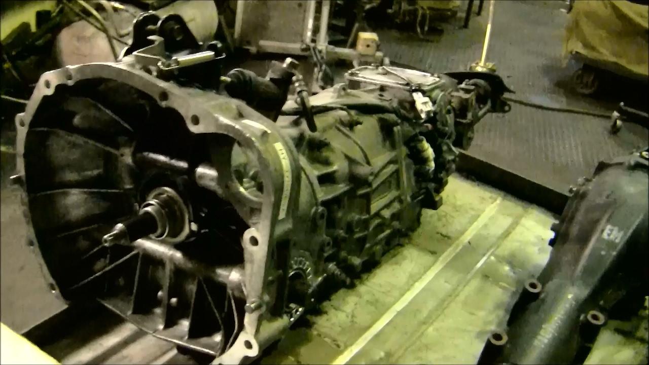 info: Cвап с прямого выжима на обратный Subaru 5 мкпп