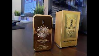 PACO RABANNE 1 Million Parfum. V:2021г.