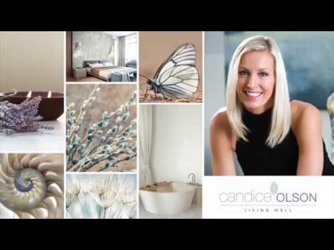 Candice Olson Living Well  Wallcoverings Collection