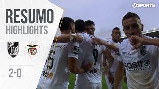 Highlights   Resumo: V. Guimarães 2-0 Santa Clara (Liga 18/19 #10)