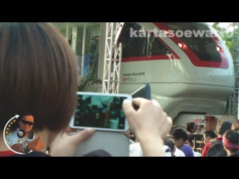 Monas Monorail Exhibition - Jakarta 2013 (Original)