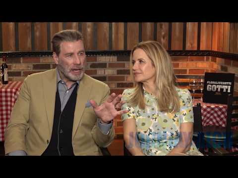 STARSTRUCK : John Travolta & Kelly Preston
