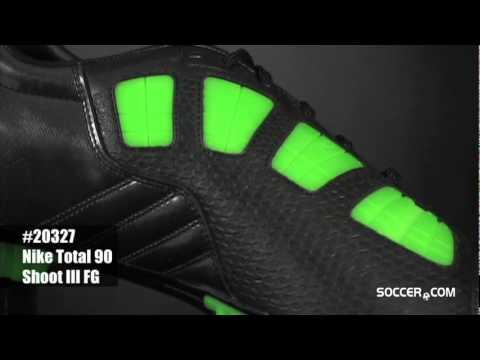 ecfcebf2e095 Nike Total90 Shoot III FG - YouTube