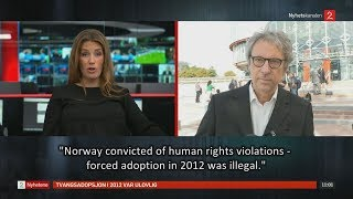 Norway convicted of human rights violoations (TV2 Norge, 2019)