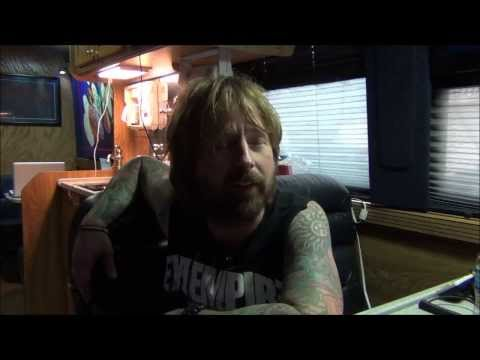 Drowning Pool - Interview 1 August 2013