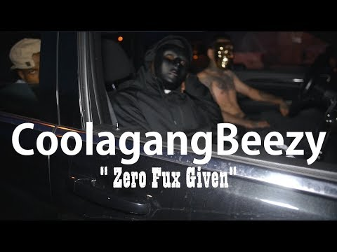 CoolaGangBeezy • Zero Fux Given [Filmed/Edited] By @FinchiavellFilms {HD}