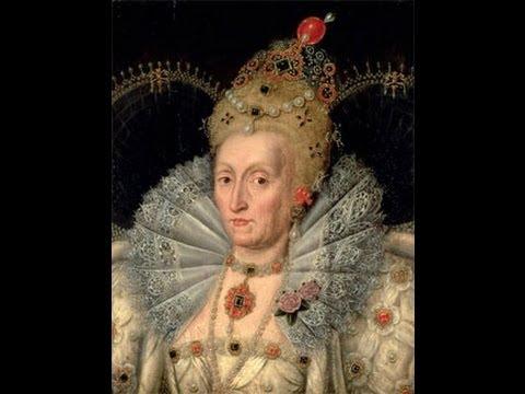 The Virgin Queen - England