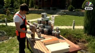 Защитные пропитки для дерева DUFA Wood Protect(, 2015-05-02T09:24:26.000Z)
