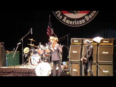 GRAND FUNK RAILROAD- Live part III at L.E.A Laredo, Texas, 8-19-2016