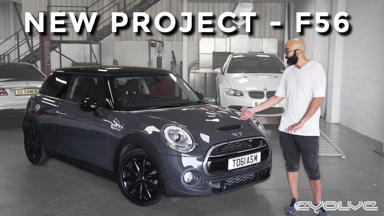 mini f56 cooper s initial impressions dyno and ecu stage. Black Bedroom Furniture Sets. Home Design Ideas