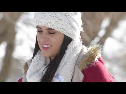 Pre-wedding video clip 2018 Abed & Sara -jamalek ma bye5las