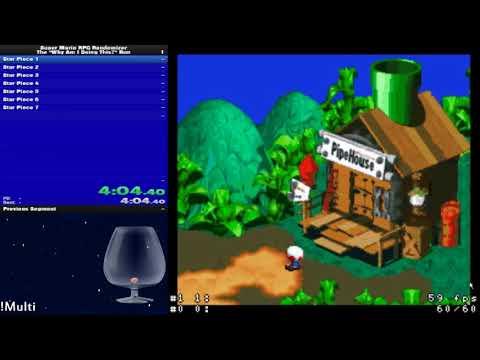 Slim Streams (2/11/18): Super Mario RPG Randomizer - Part 1