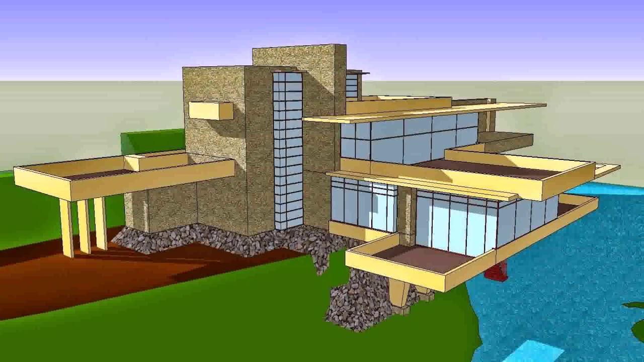 Sketchup Sample House Design Download see description