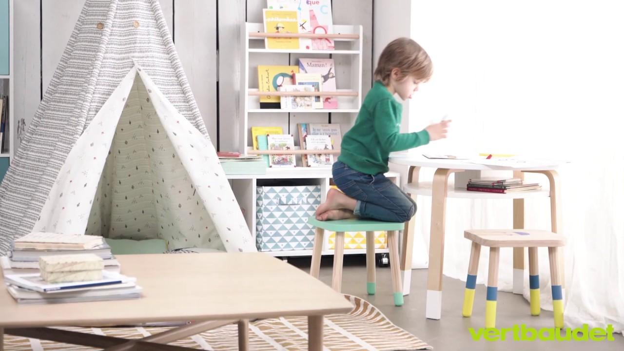VERTBAUDET - Astuces pour aménager un coin jeux dans le salon