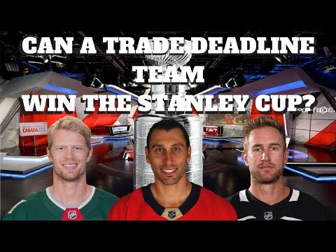 CAN A TRADE DEADLINE TEAM WIN THE STANLEY CUP? | NHL 18 | ARCADE REGIMENT
