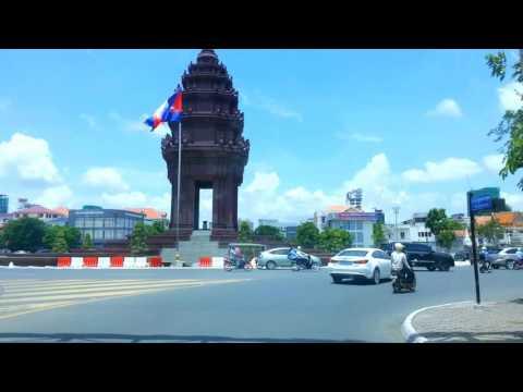 Amazing Phnom Penh Traveling - Cambodia Travel and Tourism - Asia Travel On YouTube # 168