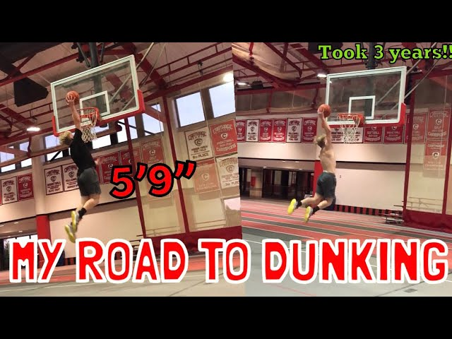my-road-to-dunking-on-10-ft