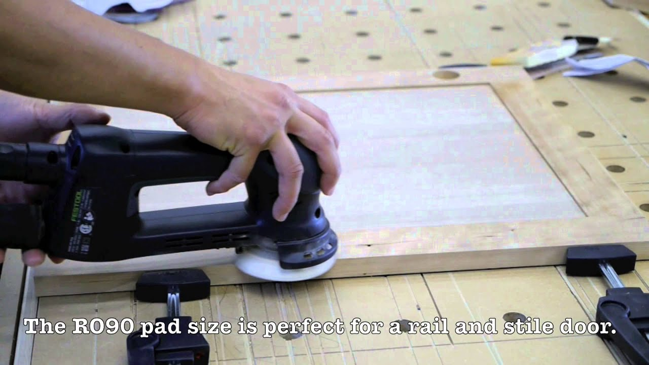 Shaker Style Media Cabinet, Part VII (Installing doors with ...