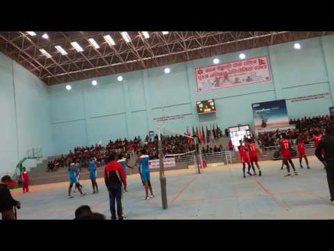 apf vs npc match yesterday by Funuru sherpa