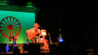 Todd Snider Good news blues, take sick and die, good news blues 3 12 15 Grand Rapids Mi