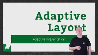 Adaptive Presentation - Introduction to Adaptive Layout - raywenderlich.com