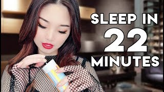 [ASMR] Sleep in 22 Minutes ~ Pure Relaxation