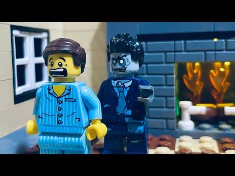 Lego Haunted House Halloween