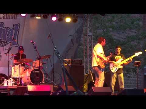 """""""Let The Big Dog Eat"""" ALBERT CASTIGLIA HD CANTON BLUES FEST"""