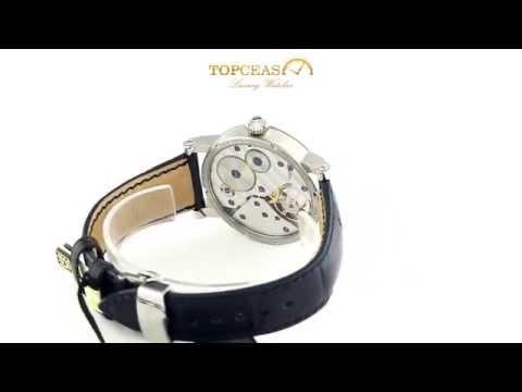 Tourby Classic Base Decorated (ETA Unitas 6498-1) - Full HD